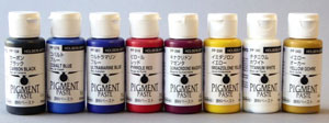 Holbein Paste Pigments